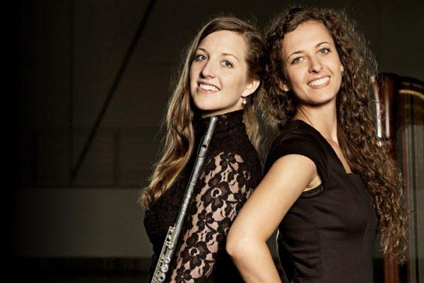 Verena Schulte und Hanna Rabe
